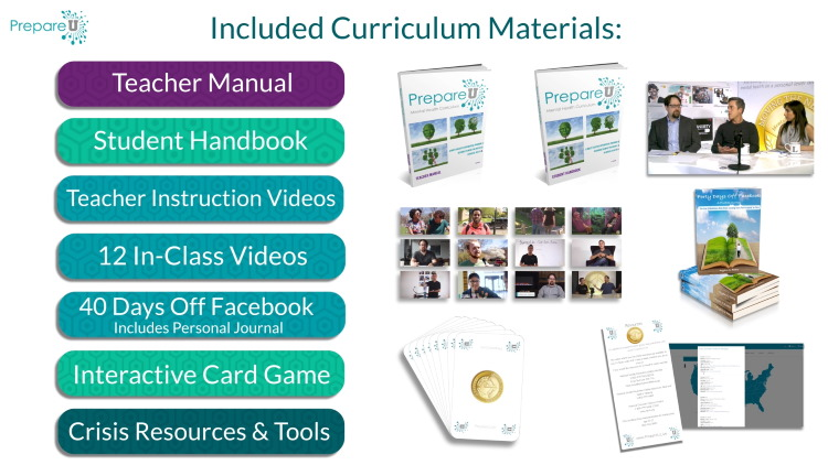 Home Edition Included Curriculum Materials