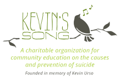 The Live Network inc. Prepare U sponsored suicide education and prevention at Kevin's Song Conference on Suicide.