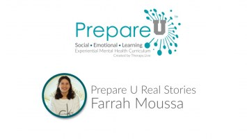 Farrah Moussa on Prepare U Video