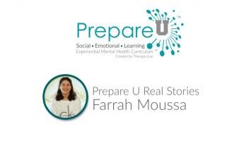 Farrah Moussa on Prepare U Video
