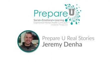 Jeremy Denha  on Prepare U Video
