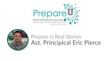 Asst. Principal Eric Pierce on Prepare U Video