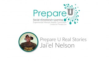 Jai'el Nelson on Prepare U  Video