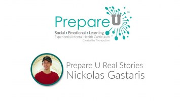 Nickolas Gastaris on Prepare U Video