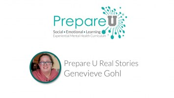 Genevieve Gohl on Prepare U Video