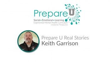 Keith Garrison on Prepare U Video