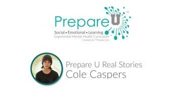 Cole Caspers on Prepare U Video