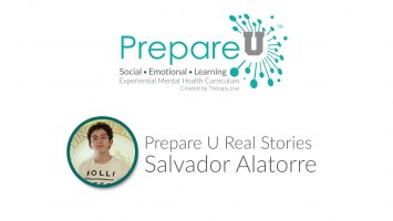 Salvador Alatorre  on Prepare U Video